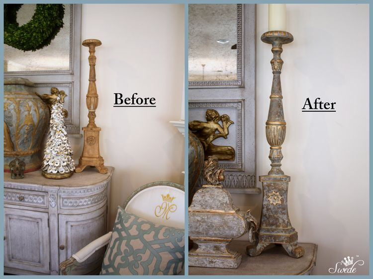 Candlesticks before and afterlogo