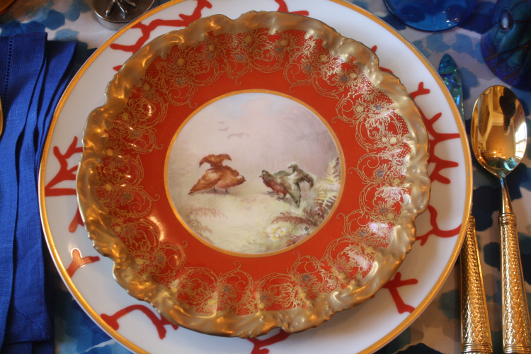 Swede Collection Tgiving 2016 dessert plate