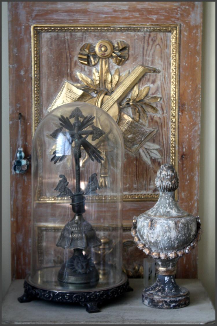 Sjoberg Chest Swedish Door Cloche Necklace Urn