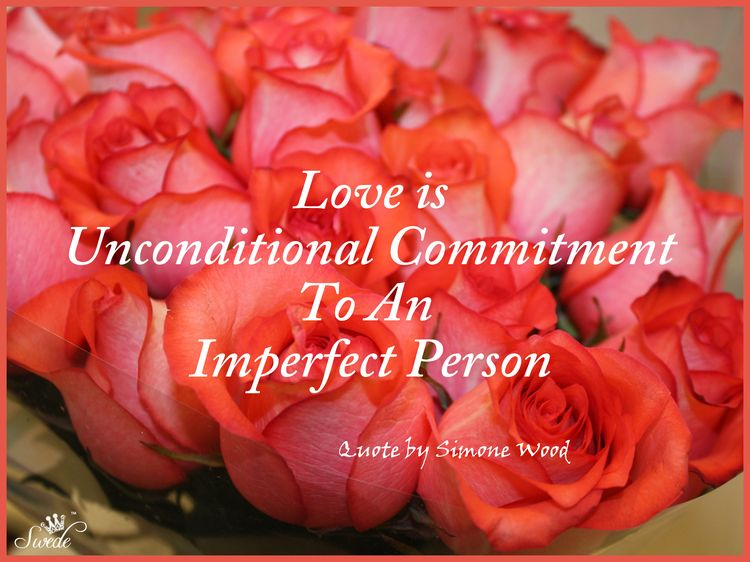 Love is Quote simone Wood lo
