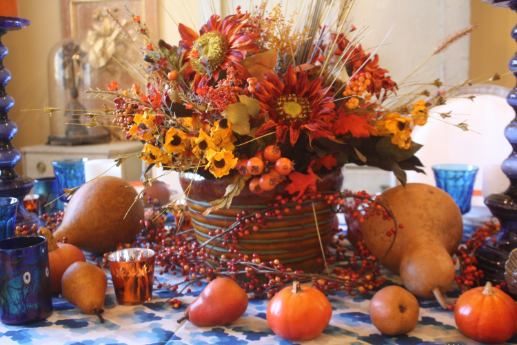 Swede Collection Tgiving 2016 centerpiece