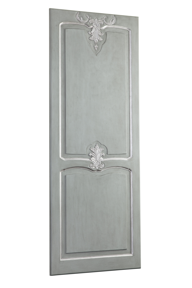 SC061 Grey-Silver Door Front