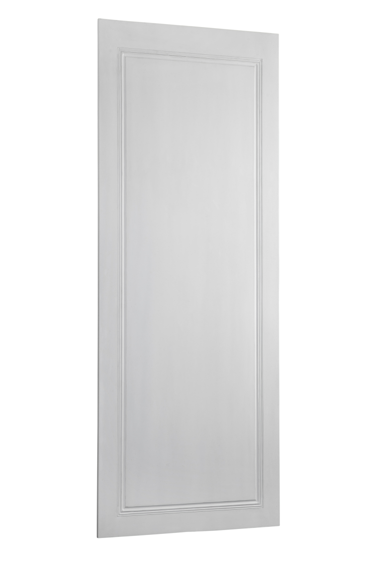 SC064 White Medallion Door Back