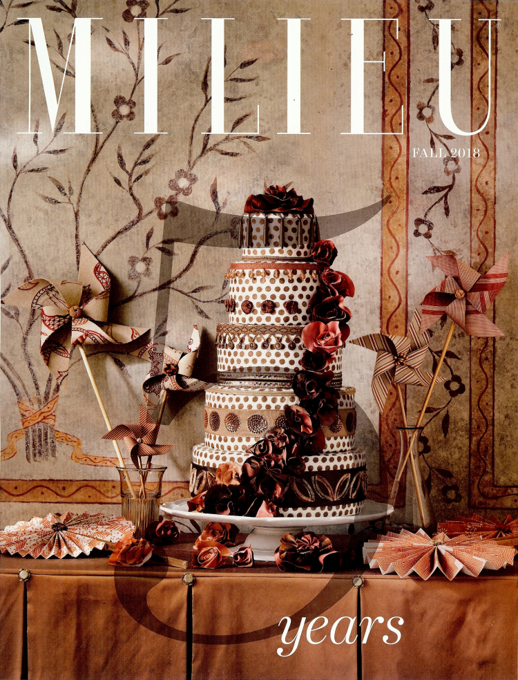 Milieu Fall Issue 2018