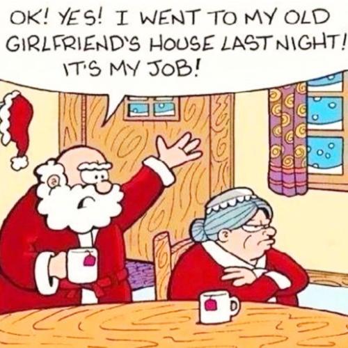 Old girlfriend