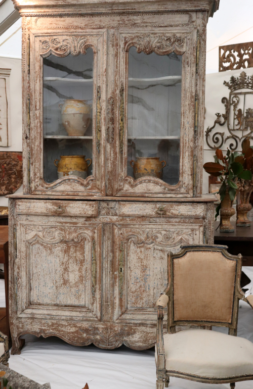 French cabinet Sheffield Antiques Tent F